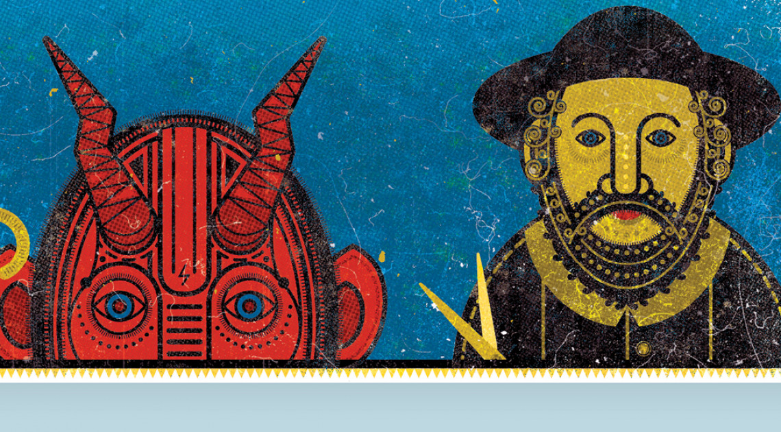 Mária Bajzáth: The Rabbi and the Lion – Collection of Jewish Folktales
